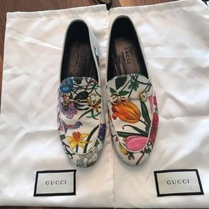 Authentic Gucci loafers,